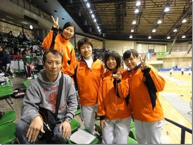 2011 全日本学生選手権大会 結果報告