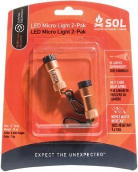 LED マイクロライト2パック