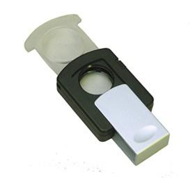 ライト付ポケットルーペ M329