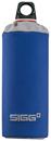 NEWナイロンボトルカバー ブルー×シルバー 0.4L